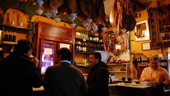 Charla, tapeo y una Abacería en Sevilla