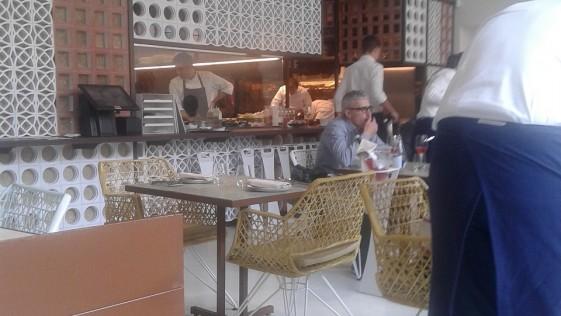 Disfrutar (Barcelona), tres grandes cocineros