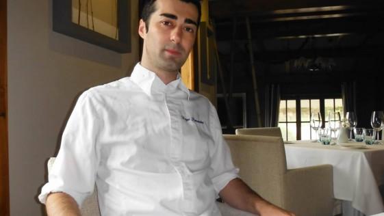 Diego Fernández, otro valor de la cocina asturiana