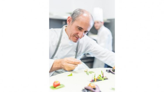 Miramar y Paco Pérez, estética, producto, sabor