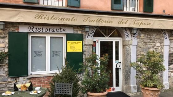 Dos buenas trattorías en el extremo norte de Italia
