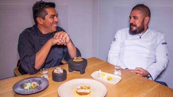 José Manuel Baños, la moderna cocina de Oaxaca