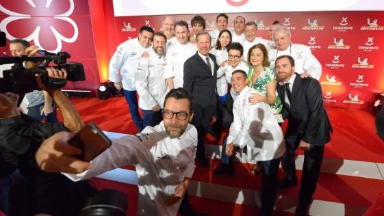 Otra vuelta a las estrellas Michelin