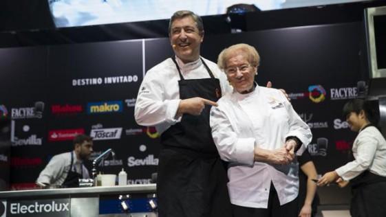 Apuntes sobre Madrid Fusión 2018