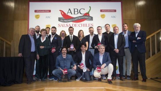 Décima edición de los premios Salsa de Chiles