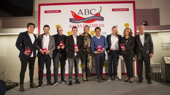La gran gala de los premios Salsa de Chiles en León