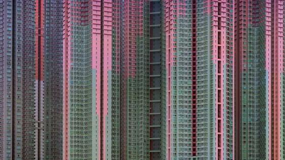 Hong Kong como una colmena: las fotos más impresionantes