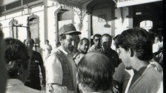 Indiana Jones vuelve a Guadix (Granada)