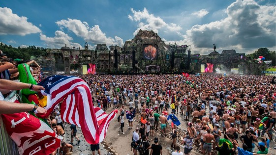 Tomorrowland: el festival asombroso