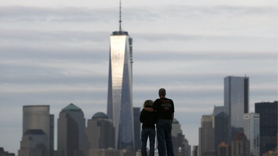 One World Trade Center: nueve años de obras en un vídeo de dos minutos