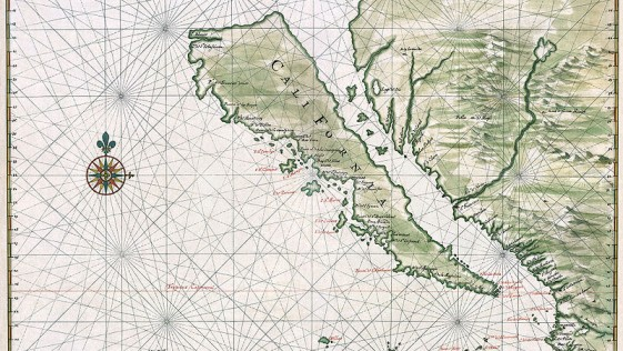 """Cuando California fue una isla: los bulos """"de internet"""" en el siglo XVII"""