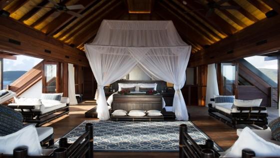 Richard Branson reconstruye el paraíso de Necker Island. Alquiler: 44.000 euros la noche