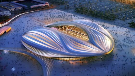 El estadio con forma de vagina: el polémico diseño de Zaha Hadid para Qatar 2022