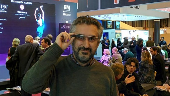 Yo también he probado las Google Glass