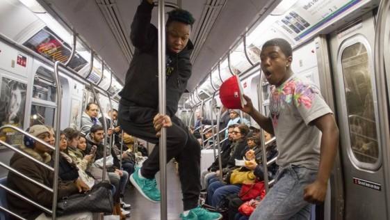 Cosas increíbles que ocurren en el Metro de Nueva York