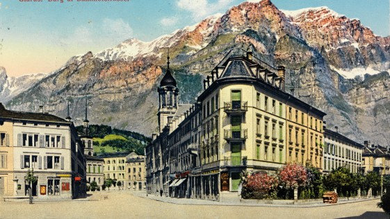 Así eran las bellísimas postales de principios del siglo XX