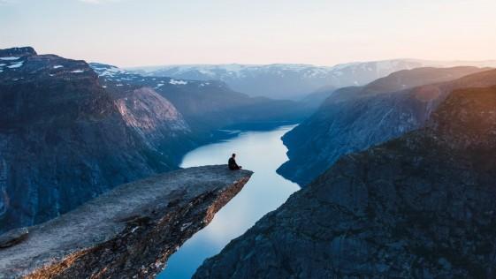 El vídeo más hermoso de Noruega | Próxima estación