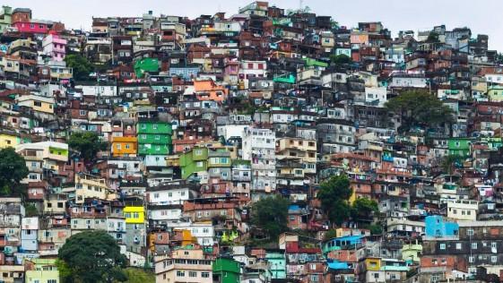 Nunca has visto Río de Janeiro así: 10 veces más detalle que en una tele HD