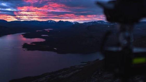 El vídeo más bello de Finlandia