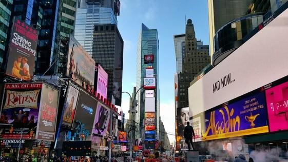 Los lugares más fotografiados en Instagram en 2015