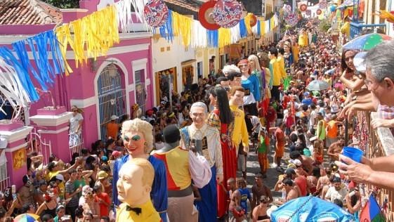 Olinda: el carnaval de Brasil que no conoces