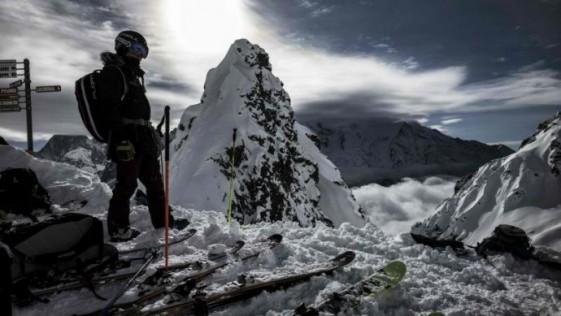 Vídeo: doce minutos donde se concentra toda la belleza del esquí