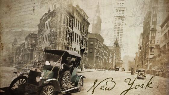 Un vídeo mágico: fotos de 1900 en Estados Unidos cobran vida