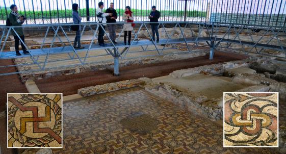 Sibaritismo romano en Valladolid