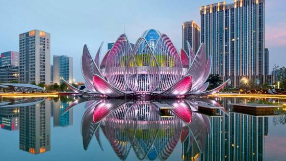 Cuando la arquitectura y la escultura se confunden for Cuando se creo la arquitectura