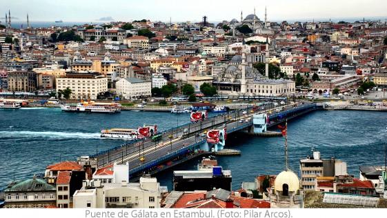 Lo que nunca ves cuando vuelas a Estambul