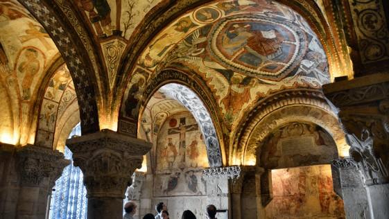 La Capilla Sixtina del románico