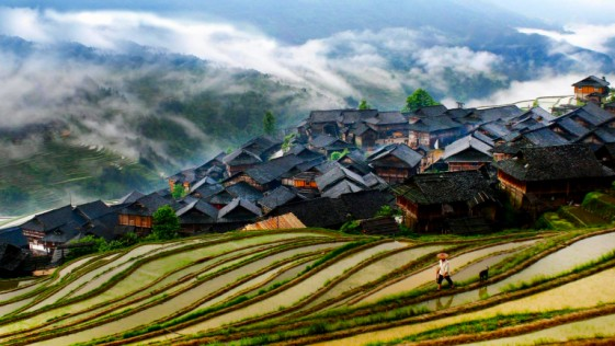 Guizhou, la Montaña de China