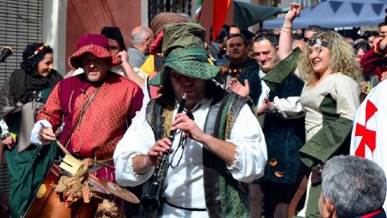 Villena se vuelve más medieval durante tres días