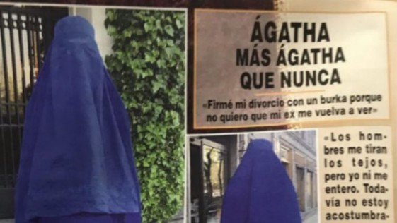 El burka occidental