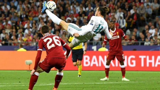 El cuádriceps de Bale