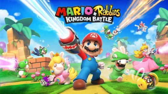 Mario + Rabbids Kingdom Battle, humor y diversión a raudales