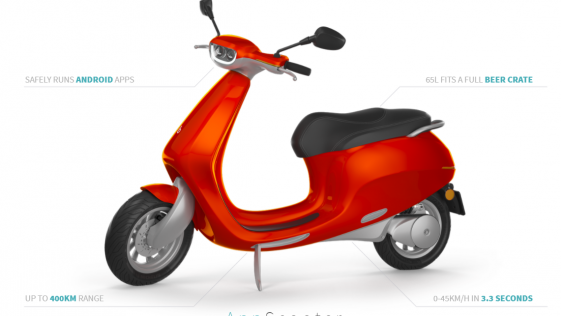 Bolt: Scooters Eléctricas con Android