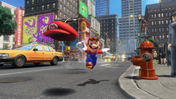 Probamos Mario Odyssey, indispensable para Switch