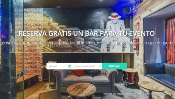 Cientos de locales disponibles para eventos a través de Privateaser