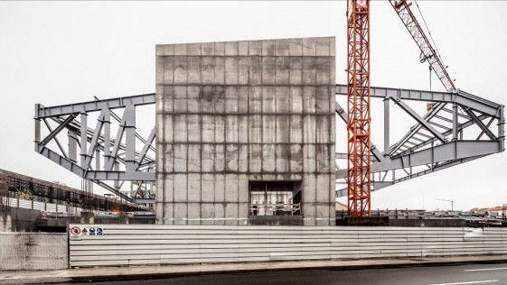 Arquitectura la viga en el ojo for Fredy massad