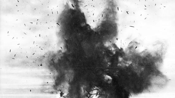 Pecios de la I Guerra Mundial, en la Unesco