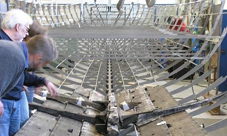 El mayor barco vikingo de la historia volverá a zarpar hacia Londres