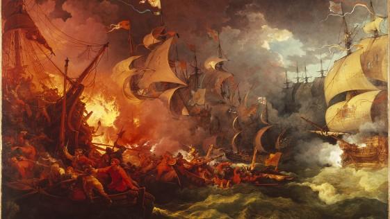 Un convenio internacional para proteger la Armada Invencible