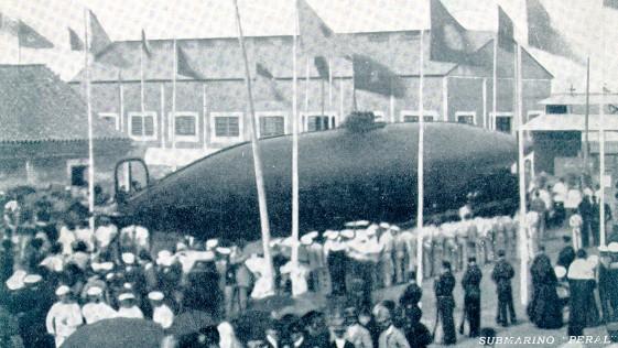 Peral, en el 125 aniversario de una gesta científica y marinera