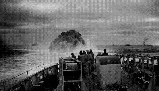 El Día-D en las playas de Normandía. Un estudio arqueológico submarino del campo de batalla