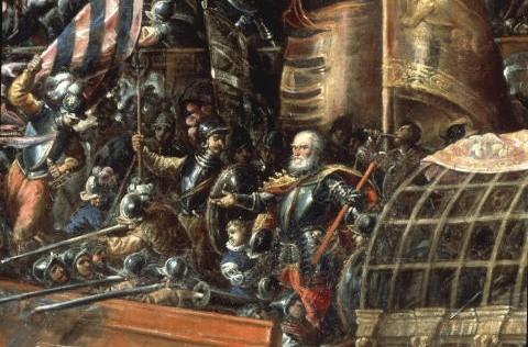 Los pinceles de la Batalla de Lepanto. El choque entre Oriente y Occidente