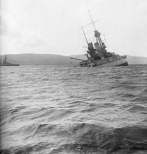 Scapa Flow: buceando en las tinieblas de la historia