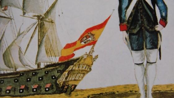 El naufragio del «Salvador», la huella española por las aguas del mundo