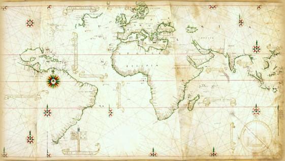 Sevilla 1600. De mapas y espías…
