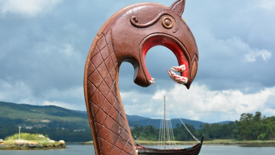 ¡Vikingos en la costa¡. Un ejemplar modo de navegar por el mundo